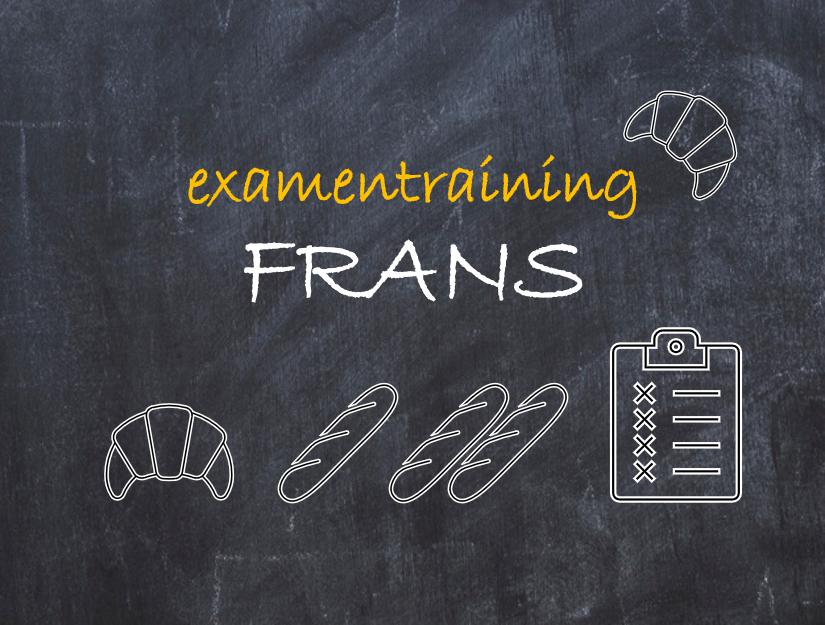 examentraining Frans